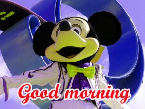 Mickey Mouse good morning Pics Photo HD