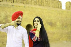 Punjabi Couple Images Photo Wallpaper