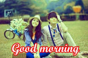 Sweet Romantic Good Morning Images
