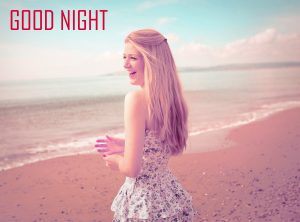 Beautiful Girls Good Night Images Free Download