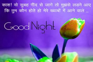 Good Night Wishes Photo Pictures In Hindi Download