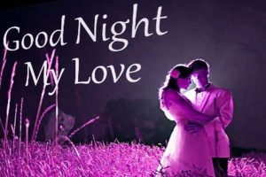 Good Night Wishes Images Wallpaper Pics With Love Couple
