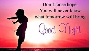 Good Night Message Images Pictures HD Download
