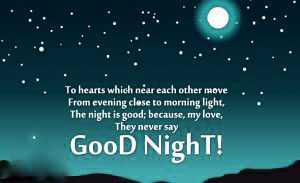 Good Night Message Images Pics Download