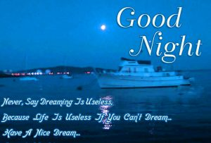 Hindi Good Night Message Images Photo Pics Free Download