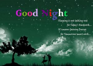 Hindi Good Night Message Images Wallpaper In HD Download