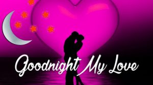 Love Couple Good Night Images Photo Pictures Download