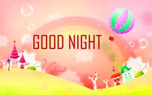 Cute Good Night Images Photo Pictures