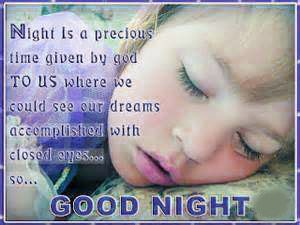 Good Night Wishes Photo Pics Download