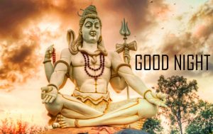 Lord Shiva God Good Night Images Wallpaper Photo Pics Download