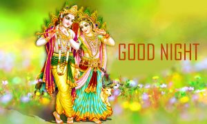 God Radha Krishna Good Night Images Download