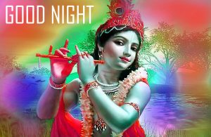 god krishna good night photo pictures download