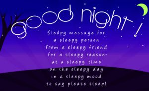Good Night Message Images HD Download For Whatsaap