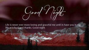 Good Night Message Images Wallpaper HD For Whatsaap