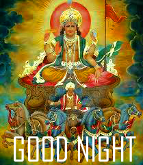 Hindu God Good Night Images Download