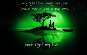 Husband Romantic Good Night Images Wallpaper Download