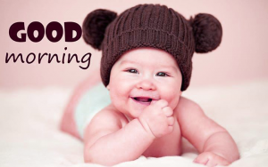 Baby Good Morning Images Photo Pics Pictures Wallpaper Download
