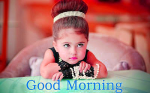 Baby Good Morning Images Pics Wallpaper Photo Pictures HD Free Download
