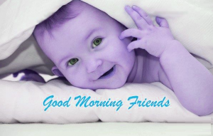 Baby Good Morning Images Photo Wallpaper Pictures Pics Download