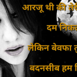 355+ Bewafa Shayari Images Pics In Hindi For Girlfriend