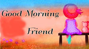 Best friends Good Morning Photo HD Download