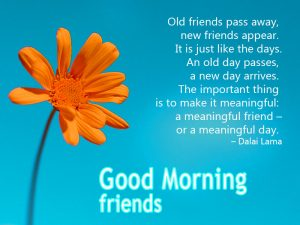 Best friends Good Morning Images Photo HD Download
