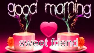 Best friends Good Morning Pics Wallpaper Download