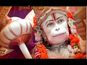 Hanuman Ji Good Morning Photo Pics HD Download