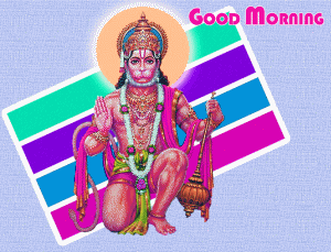 Mangalwar Good Morning Images Photo Pics HD With Hanuman Ji
