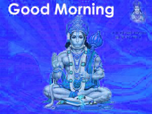 Hanuman Ji Good Morning Images Wallpaper Download