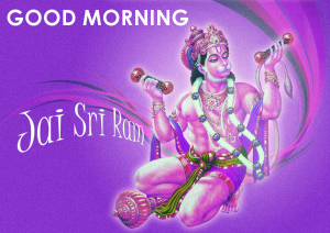 Hanuman Ji Good Morning Wallpaper Photo Download