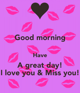 Good Morning I love you Images Wallpaper Pics Download