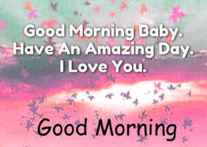 Good Morning I love you Images Pictures HD Download