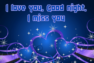 I Love You Good Night Images Photo Wallpaper HD Download
