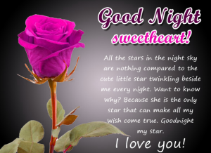 I Love You Good Night Images Photo Download