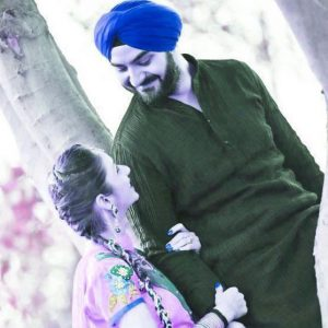 Punjabi Couple Profile Images Photo In HD Download