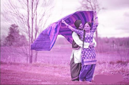Punjabi Couple Wallpaper Images Good Night Good Night Pics