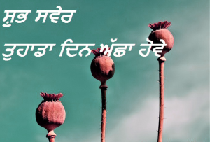 Punjabi Good Morning Images Photo Wallpaper Pics Pictures HD Download