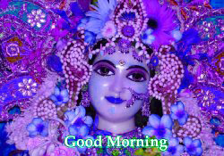God Radha Krishna Good Morning Photo Wallpaper Download