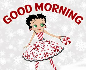 Betty Boop Good Morning Images Photo Wallpaper Pictures