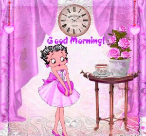 Betty Boop Good Morning Images Photo Wallpaper