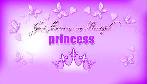 Good Morning Princess Images Photo Wallpaper Pics Download