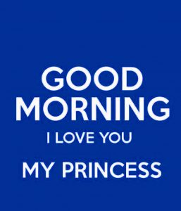 Good Morning Princess Images Photo Wallpaper Download