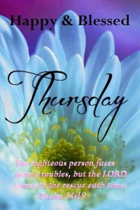 Thursday Good Morning Images Photo HD Download