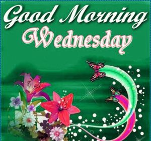 Wednesday Good Morning Images Pictures Photo Download