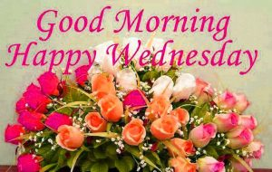 Wednesday Good Morning Images Wallpaper Photo Pics HD Download