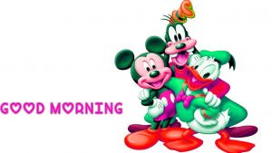 Cartoon Good Morning Images Photo Pics HD Download