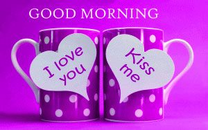 Kiss Me Good Morning Images Pictures HD Download