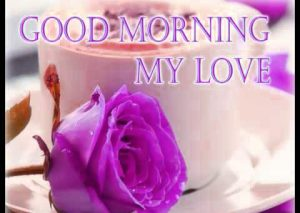 114 Sweet Romantic Good Morning Images