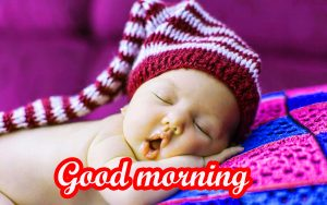 Baby Good Morning Images Wallpaper Photo Pictures Download